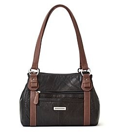 Stone Mountain® Cheeny Washed Satchel