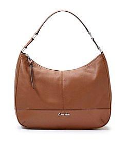 Calvin Klein Mary Leather Hobo Bag