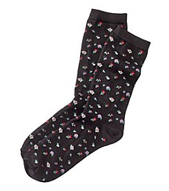 Relativity® Floral Socks