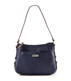 Stone Mountain® Long Beach Washed Shoulder Bag