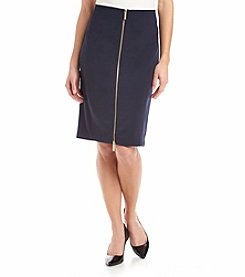 MICHAEL Michael Kors® Zip-Seam Skirt