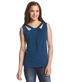 Nine West® Criss Cross Top