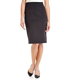 Vince Camuto® Back Zip Scube Pencil Skirt