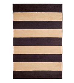Lavish Home Autumn Stripes Accent Rug
