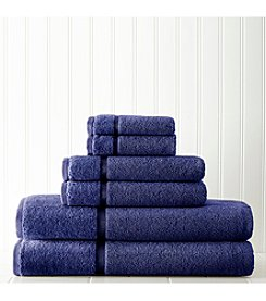 Pacific Coast Textiles® Luxury 100% Cotton 6-pc. Towel Set