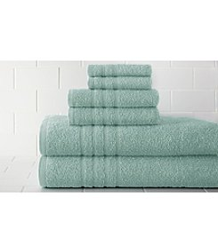 Pacific Coast Textiles® Spa Collection 600 GSM 6-pc. Towel Set