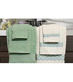 Pacific Coast Textiles® Chevron 600 GSM 6-pc. Towel Set
