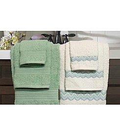 Pacific Coast Textiles® Chevron 600 GSM 6-pc. Towel Set