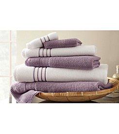 Pacific Coast Textiles® Zero Twist Weave Quick Dry 6-pc. Towel Set