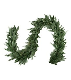 Washington Frasier Fir Artificial Unlit Christmas Garland
