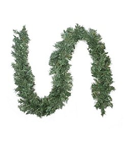 Minetoba Pine Artificial Unlit Christmas Garland