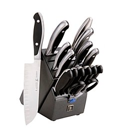 J.A. Henckels International Forged Synergy 16-pc. East Meets West Block
