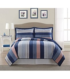 Lifestyles Grafton 3-pc. Quilt Set