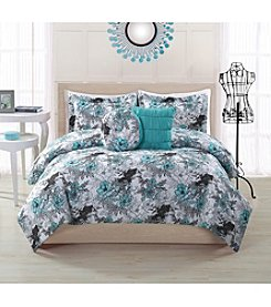 Pem-America, Inc.® 17 Essentials Peony 5-pc. Comforter Set