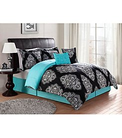Lifestyles Barba 7-pc. Comforter Set