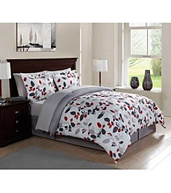 Lifestyles Modern Branch 7-pc. Comforter Set