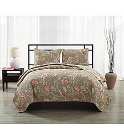 American Traditions® Blythe 3-pc. Quilt Set