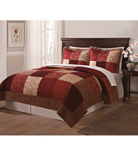 American Traditions® Richelle 3-pc. Quilt Set
