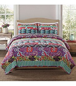 Pem-America Inc.® Retro Chic Zsa Zsa 3-pc. Quilt Set