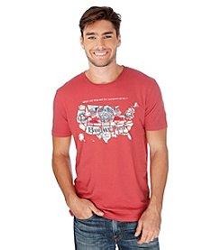 Lucky Brand® Men's Budweiser American Short Sleeve Graphic Tee