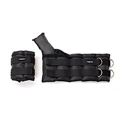 P90X® Adjustable Ankle/Wrist Weights - 10-lb. Pair