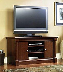 Sauder Palladia Panel TV Stand
