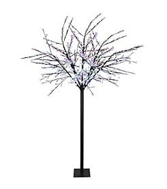 Multicolor Changing LED Lighted Commercial Cherry Blossom Flower Tree