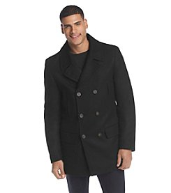 Lauren Ralph Lauren Men's Wool Peacoat