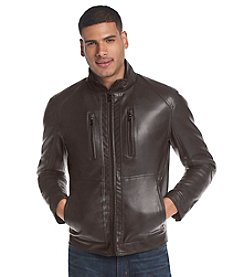 MICHAEL Michael Kors® Men's Sherwood Faux Leather Jacket