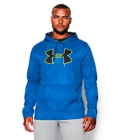 Under Armour® Men's Big Logo Hoodie
