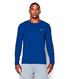 Under Armour® Men's Long Sleeve Sportstyle Tee, With Left Chest Logo