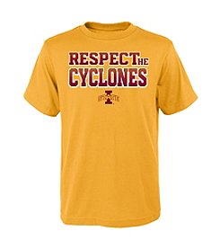 NCAA® Iowa State Boys' 8-20 Respect Short Sleeve Tee