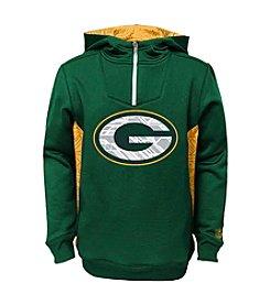 NFL® Green Bay Packers Boys' 4-20 Power Grid Logo Hoodie