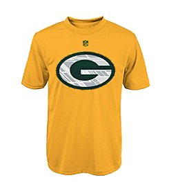 NFL® Green Bay Packers Boys' 4-20 Power Grid Short Sleeve Tee