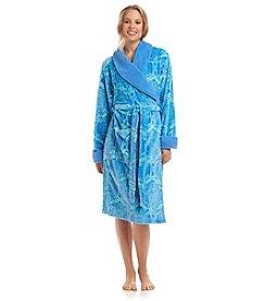 Echo Sherpa Wrap Robe