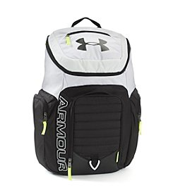 Under Armour Undeniable White Backpack