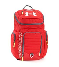 Under Armour® Undeniable Red Backpack
