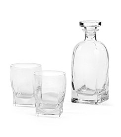 Luigi Bormioli Rossini 3-Pc. Whiskey Set