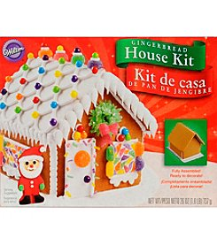 Chef's Quarters by Wilton Preassembled Petite Gingerbread House