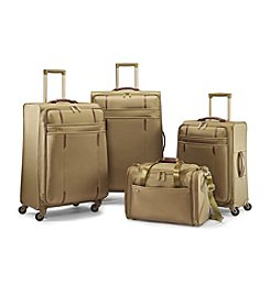 Hartmann® LineAire™ Khaki Luggage Collection + $50 Gift Card by mail