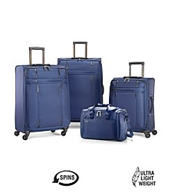 Hartmann® LineAire™ Navy Luggage Collection + $50 Gift Card by mail