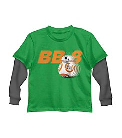 Star Wars® Boys' 2T-7 BB-8™ Screenprint Tee