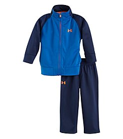 Under Armour® Boys' 4-7 Raglan Tricot Active Set