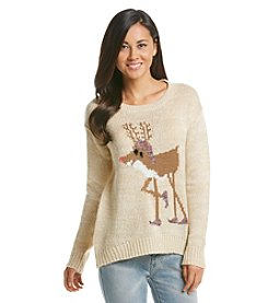 Jolt® Long Leg Reindeer Sweater