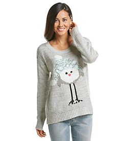 Jolt® Capped Bird Sweater
