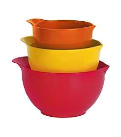 Trudeau Set of 3 Mixing Bowls