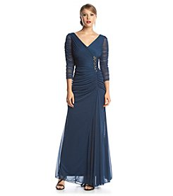 Adrianna Papell® Draped Gown