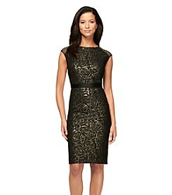 Alex Evenings® Floral Sheath Dress