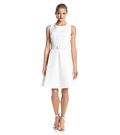 Nine West® Belted Dress