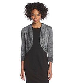 Ronni Nicole® Tripled Tiered Glitter Jacket